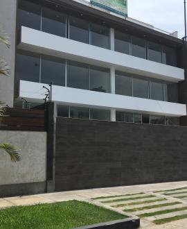 Proyecto Edificio Residencial  Pramin