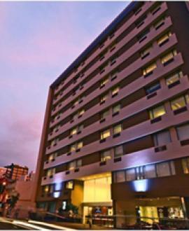 Proyecto Hotel Select Casa Andina